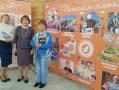 Координатор кризисного центра Ирина Малюченко приняла участие в фестивале «Спаси жизнь»