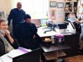 Комиссия областного Министерства труда и социальной защиты высоко оценила работу специалистов Кризисного центра «С верой в жизнь!»