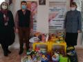 Подопечные центра получили помощь от участников акции «Помоги детям, поделись теплом»