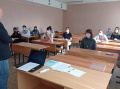 Проект Кризисного центра получил поддержку в стенах Балашовского института