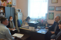 Состоялась плановая встреча сотрудников социальных отделов Балашовской и Покровской епархий